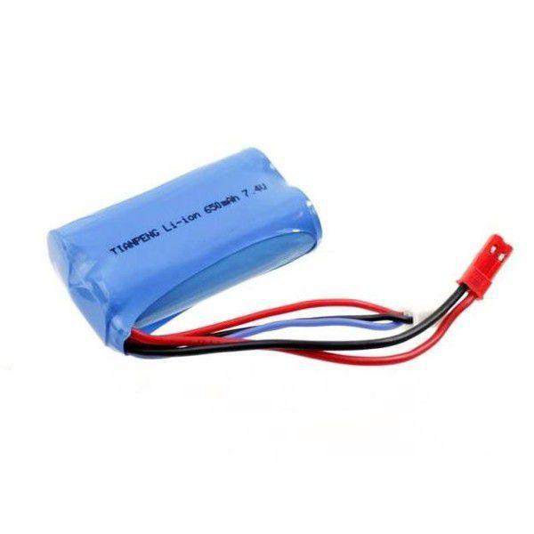 Baterie 7.4V 650mAh