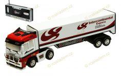 Mini RC kamión 1:98, biela