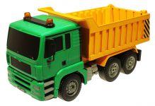 RC nákladiak MAN Truck 1/20 (EE sklápač), 37cm, až 30 minút jazdy