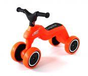 Zábavné ľahké detské odrážadlo oranžové