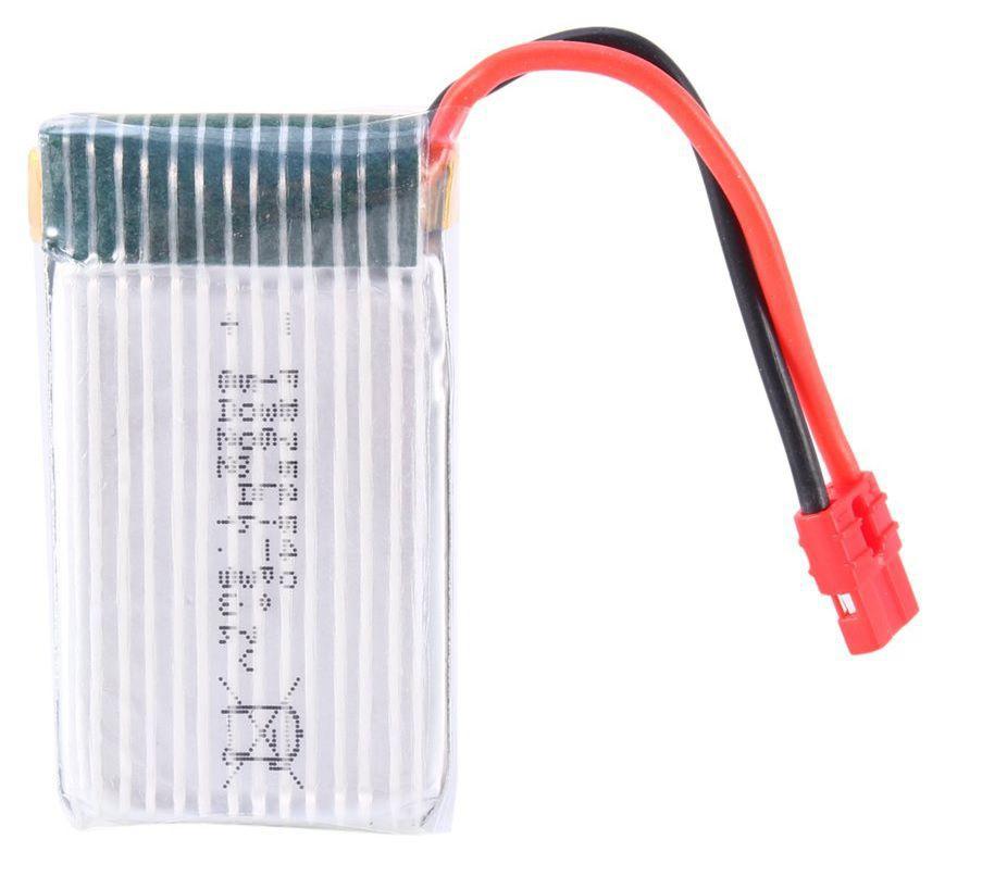 Baterie LiPol 500mAh 3,7V Syma X5A-1
