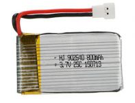 Batérie 3.7V 800mAh LiPol pre RC Dron Tracker