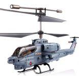Vojenský vrtuľník Cobra S108G