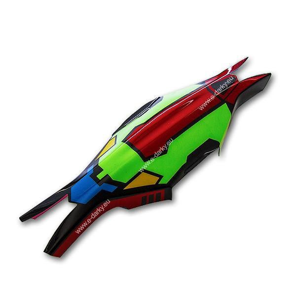 Dron Patriot - Intruder - barevný kryt