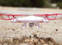 STRIKER Dron XA-6 38cm s kamerou a návratovým tlačidlom