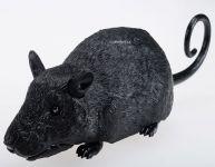 Hrozivá RC infra myš