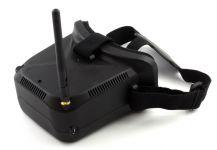 DM 5,6 GHz okuliare s vstavanou obrazovkou pre závodné Dronte