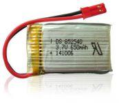 Batérie 3.7V 650mAh LiPol pre dron SKY KING, Falcon DM006