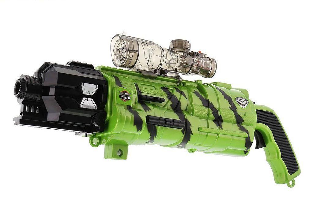 Brokovnice Gepard BUBBLE GUN