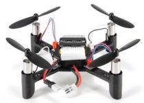 DM dron stavebnica 8cm s FPV kamerou