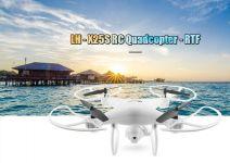 Dron SKY LH- X25S s perfektným barometrom a pohyblivou HD kamerou