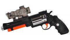 Revolver na gélové guličky BUBBLE GUN