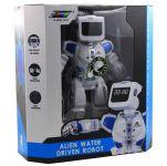 Robot Alien, nejroztomilejší robotov priateľ poháňaná VODOU s ovládaním a veľkým množstvom funkcií