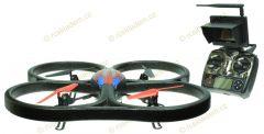 WL Toys V666 SPACE TREK PRE 2 52,5cm BEZ KAMERY s barometrom