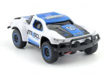 Závodné auto 4x4 RACING MUSCLE 1:43, 14,5cm, ideálne na doma