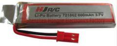 Batérie 3.7V 600mAh LiPol pre dron Syma X56W a Smart Q222