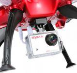 FULL-HD kamera pre RC modely SYMA X8, X8C, X8HW, X8HC, X8W, X8CW