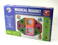 ICOM Variabilné Magnetické skladačky 20 dielov