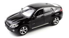 MZ BMW X6 1:24 model autíčka, černý