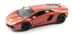 MZ LAMBORGHINI LP700-4 1:24 model autíčka, oranžový