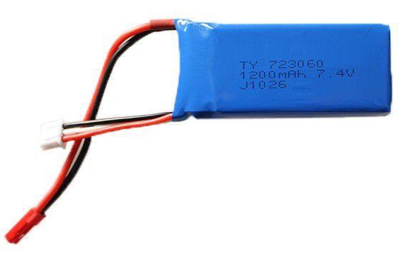 Baterií 7.4V 1200mAh