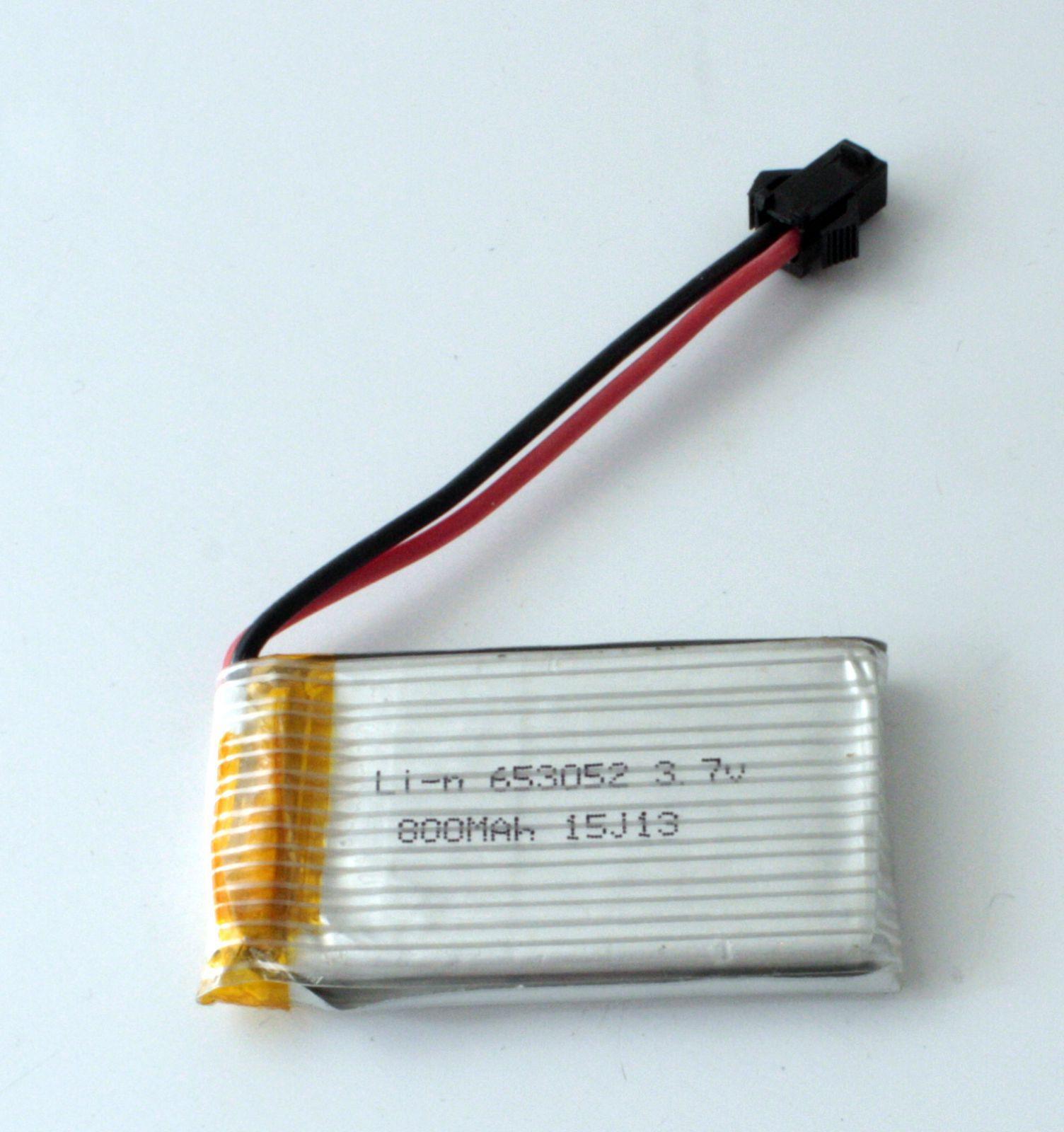 Baterie 3.7V 800mAh LiPol