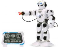 Fantastický inteligentný robot HUMANOID s množstvom funkcií a nabíjacou batériou