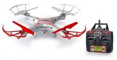 STRIKER Dron XA-6 38cm MASTER PRO 2ks batérie navyše s kamerou a návratovým tlačidlom