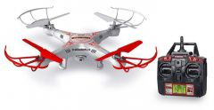 STRIKER Dron XA-6 38cm EVOLUTION PRO 4ks batérií s kamerou a návratovým tlačidlom