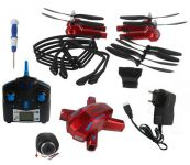 XXL DRON L5 s HD WIFI kamerou- barometrem-MASTER PRO 2ks baterie navíc!