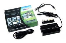 Univerzálny napájací adaptér 24V 120W 110V-240V