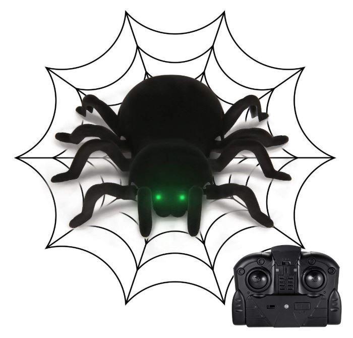 Antigravitační RC pavouk lezoucí po stěnách a oknech
