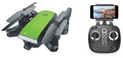 Lead Honor skladacie dron Storm LH-X28 s WiFi a HD kamerou, zeleno-čierny