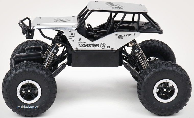 Rock-Truck-Crawler