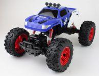 RC Terénne auto Rock Buggy Pickup 30cm 4x4 2.4GHz, modrý