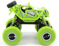 Rock Crawler DEVIL v mini verzii, 16,5cm, 4x4 ideálny pre začiatočníkov, zelený