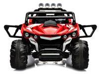 BIG BOY POLARYS 4WD Detské elektrické vozidlo, červená