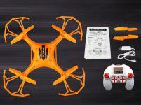 Dron Perfekt LH-X13 19cm, oranžový