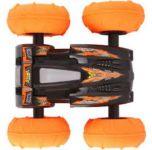 EXTREME Stunt Surmount Mini, 2.4Ghz, 15cm, nezastaviteľný tereňák, oranžový