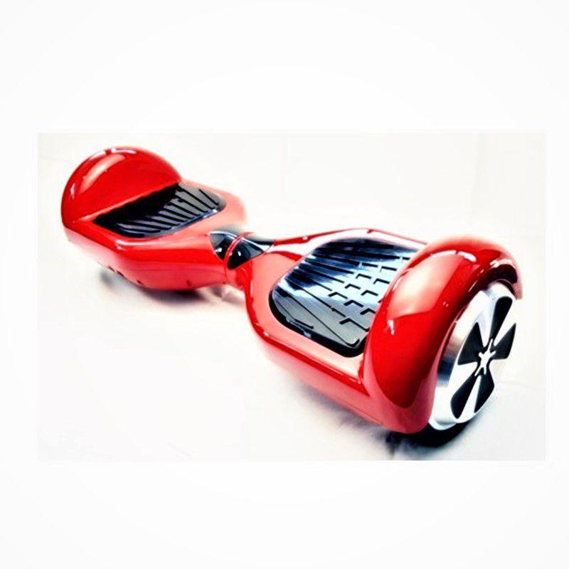 Kolonožka Hoverboard RED