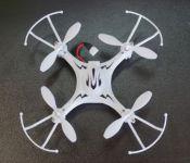Koome Mini Dron Q3 Perfektné navonok aj do miestnosti, biely