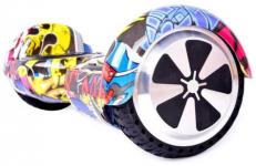 Hoverboard s bluetooth reproduktorom a diaľkovým ovládačom Street