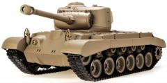 RC Tank 1:16 US M26 PERSHING s dymom a zvuky, Šrílu guličky
