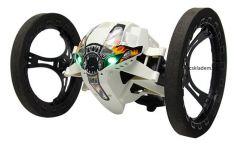 kópie Patriot Jump Sumo skákajúci dron, biely
