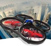 Dron Explorers 60,45 cm s TOP KAMEROU HD1080 a striedavými motormi