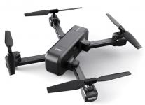 Dron X103W Kvadrokoptéra 5G WIFI FPV skladacie a veľmi štýlový dron, šedočierny matný
