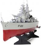 RC Loď bojové HT-3827 Bismarck 2.4 Ghz, sa šestisměrovým pohybom a svetlom