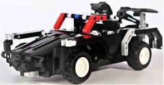 RC stavebnica Mechanical Master Skladací Kamión-Terénne bugina 2 v 1