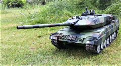 RC TANK German Leopard 2A6 1:16