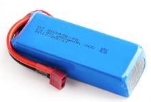 Batérie 14.8V 2800mAh LiPol pre závodné RC Lode typu FT